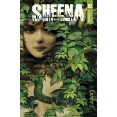 SHEENA QUEEN JUNGLE #2 CVR C SUYDAM