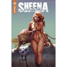 SHEENA QUEEN JUNGLE #2 CVR D LINSNER
