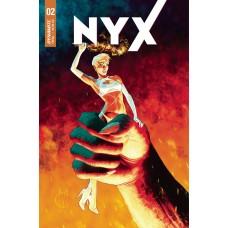 NYX #2 CVR D MATTEONI