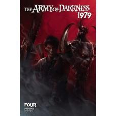 ARMY OF DARKNESS 1979 #4 CVR A MATTINA