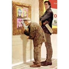 ARMY OF DARKNESS 1979 #4 CVR I SUYDAM LTD VIRGIN (C: 0-1-2)