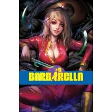 BARBARELLA #6 CVR B CHEW