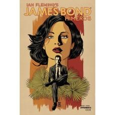 JAMES BOND HIMEROS #3 CVR A FRANCAVILLA