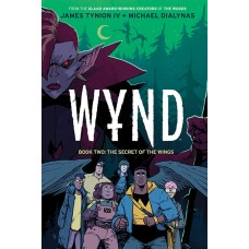 WYND HC BOOK 02 SECRET OF THE WINGS (C: 0-1-2)