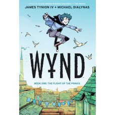 WYND TP BOOK 01 FLIGHT OF THE PRINCE