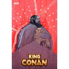 KING CONAN #1 (OF 6) SAUVAGE VAR