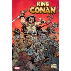 KING CONAN #1 (OF 6) SAKAI VAR