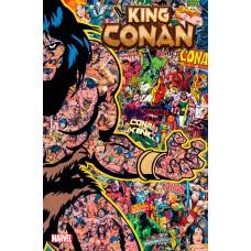 KING CONAN #1 (OF 6) MR GARCIN VAR