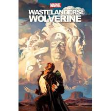 WASTELANDERS WOLVERINE #1