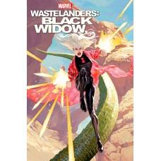 WASTELANDERS BLACK WIDOW #1