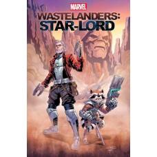 WASTELANDERS STAR-LORD #1 SLINEY VAR