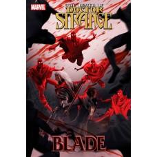 DEATH OF DOCTOR STRANGE BLADE #1
