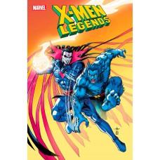 X-MEN LEGENDS #10 CREEES LEE VAR