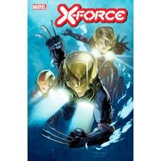 X-FORCE #26 SEGOVIA VAR (MR)
