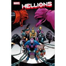 HELLIONS #18