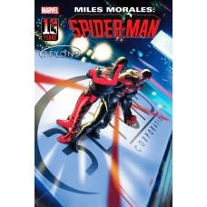 MILES MORALES SPIDER-MAN #33
