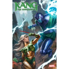 KANG THE CONQUEROR #5 (OF 5) SKAN VAR