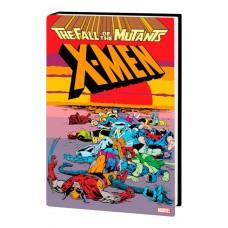 X-MEN FALL OF MUTANTS OMNIBUS HC BLEVINS DM VAR (MR)