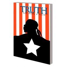 CAPTAIN AMERICA TRUTH TP BAKER DM VAR (MR)