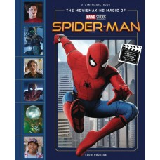 MOVIEMAKING MAGIC OF MARVEL STUDIOS SPIDER-MAN HC (C: 0-1-0)