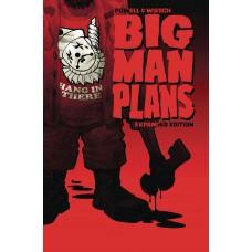 BIG MAN PLANS EXTENDED ED GN (MR) (C: 0-1-0)