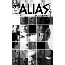 ALIAS BLACK & WHITE #4 (OF 7)