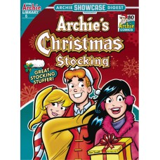 ARCHIE SHOWCASE DIGEST #6 ARCHIES CHRISTMAS STOCKING