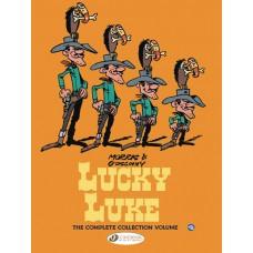 LUCKY LUKE COMPLETE COLL HC VOL 04 (C: 0-1-1)