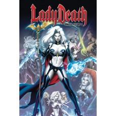 LADY DEATH OMNIBUS HC VOL 01 (MR) (C: 0-1-1)