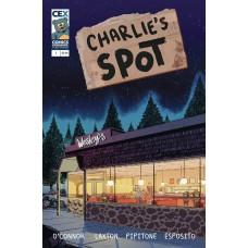 CHARLIES SPOT #3 CVR A ALPI & LAXTON (MR)