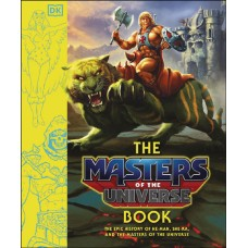 MASTERS OF THE UNIVERSE BOOK HC (C: 1-1-1)
