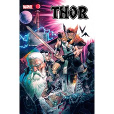 DF THOR #19 CATES SILVER SGN (C: 0-1-2)