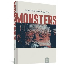 BARRY WINDSOR-SMITH MONSTERS HC (MR) (C: 0-1-2)