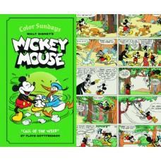 DISNEY MICKEY MOUSE COLOR SUNDAYS HC VOL 01 CALL WILD (C: 1-