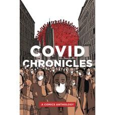COVID CHRONICLES A COMICS ANTHOLOGY GN