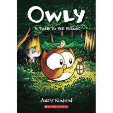 OWLY COLOR ED GN VOL 04 TIME TO BE BRAVE (C: 0-1-0)