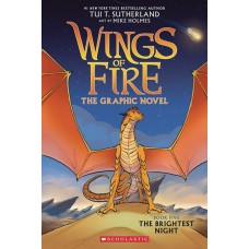 WINGS OF FIRE SC GN VOL 05 BRIGHTEST NIGHT (C: 0-1-0)