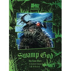 SWAMP GOD #3 (OF 6) (MR)