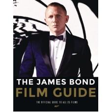 JAMES BOND FILM GUIDE OFF GT ALL 25 007 FILMS HC (C: 0-1-0)