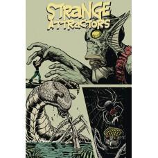STRANGE ATTRACTORS (ITS ALIVE) #9 CVR C STEPHEN R BISSETTE