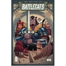 BATTLECATS VOL 3 #6