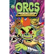 ORCS IN SPACE TP VOL 02 (MR)