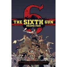 SIXTH GUN DLX HC VOL 04