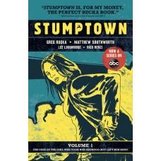 STUMPTOWN TP VOL 01 (SQ1) (MR)