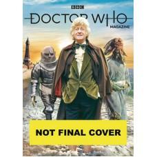 DOCTOR WHO MAGAZINE #571 (C: 0-1-1)