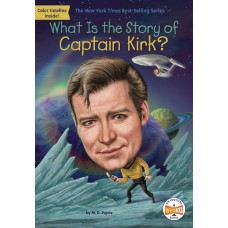 WHAT IS THE STORY OF CAPT KIRK HC (C: 0-1-0)