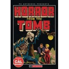 PS ARTBOOK HORROR FROM THE TOMB MAGAZINE #1 (C: 0-1-1)