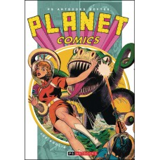 PS ARTBOOKS PLANET COMICS SOFTEE VOL 13 (C: 0-1-1)