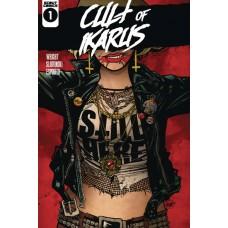CULT OF IKARUS #1 (OF 4)