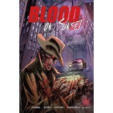 BLOOD ON SUNSET #1 (OF 5) CVR A SUSINI (MR)